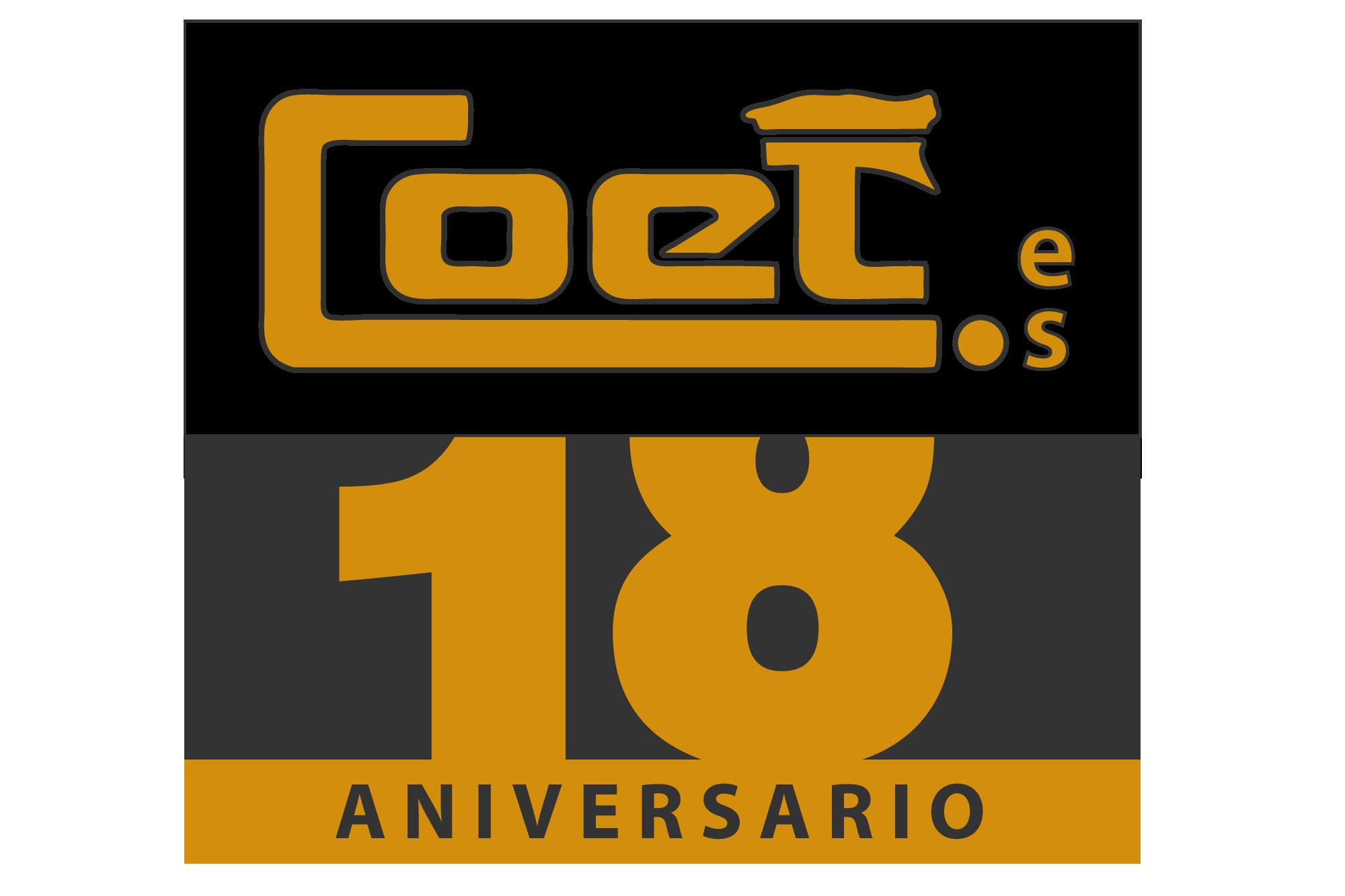18 Aniversario coet.es