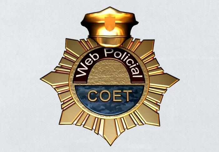 Web Policial de Coet